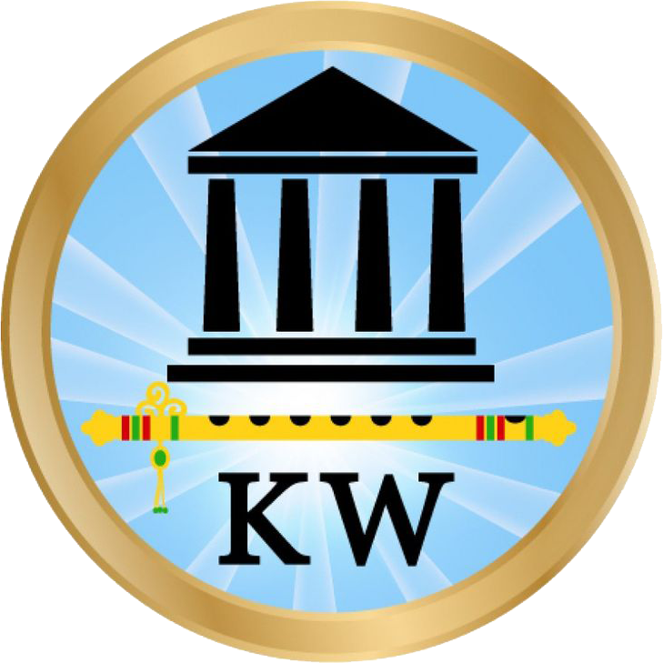 Krishna West Logo