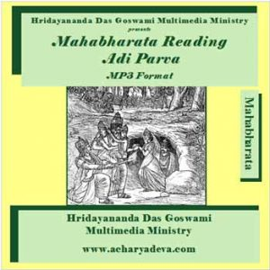 Mahabharata Reading