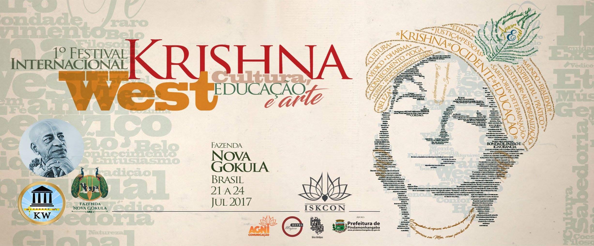 Stories From the First Krishna West International Festival